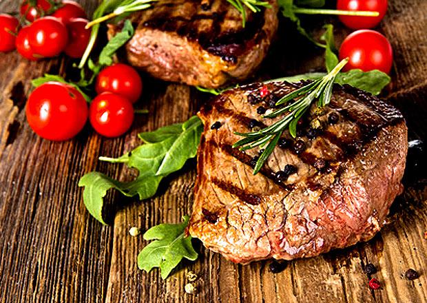Speisekarte Steak Balduinstein