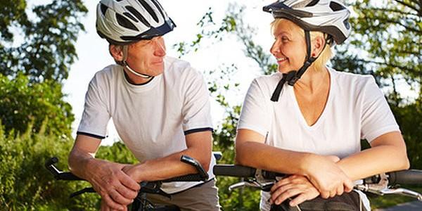 Fahrradfahren im schönen Lahntal