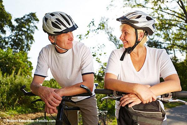 Fahrradfahren im Lahntal Balduinstein